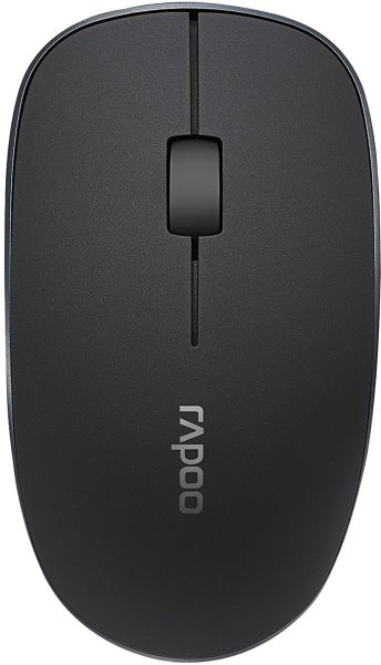 Rapoo 16879 3510P Wireless Optical Mouse - Black