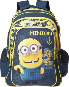 Despicable Me Minions 18 inch Backpack for Kids f87e92b5f5a66