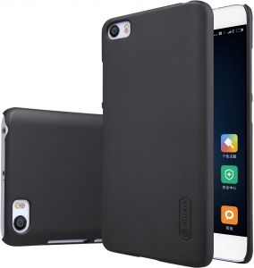 NILLKIN Frosted Shield Protective Case for Xiaomi Mi5-Black