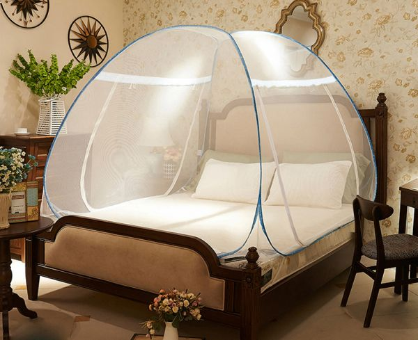 Buy Classic Foldable Mosquito Net For Double Bed Online At Best