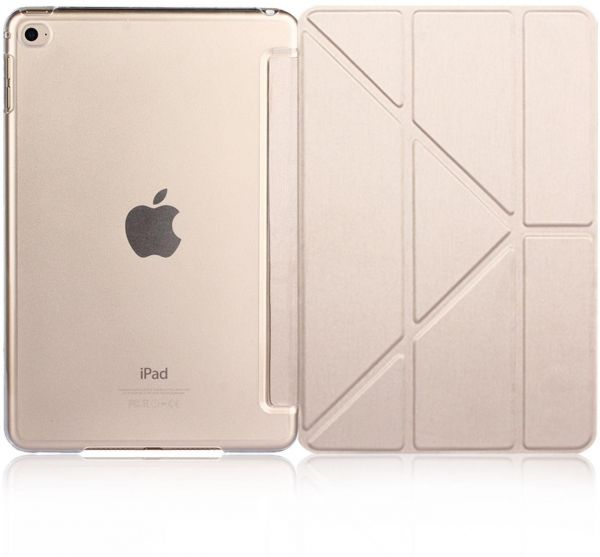 innovative design 5e25d 84a72 Gold Color Transformers Leather Magnetic Cover Smart Case Stand for iPad  Air 2 Apple iPad Air 6 Ipad Pro 9.7