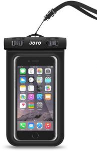 best service 75f0c b7781 Universal Waterproof Case, JOTO CellPhone Dry Bag Pouch for Apple iPhone  7/7 Plus/6S/6/6S