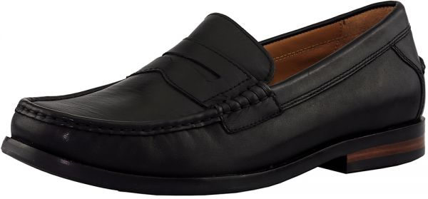 Cole Haan Black Slip On For Men