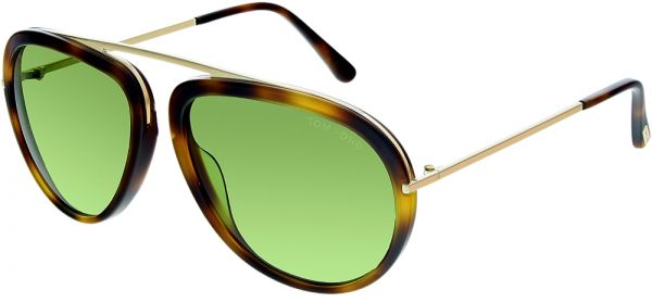 77ee480fb62d Tom Ford Stacy Round Women s Sunglasses - 57-16-140 mm