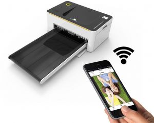 b6908a7093995 Kodak Photo Printer Dock Wireless With Android   iPhone Dock PD-450W ...