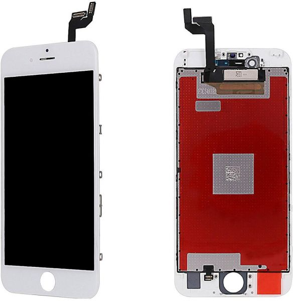 size 40 67ff8 62f9b LCD Touch Screen Replacement Kit for iPhone 6s Plus - White