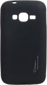 best sneakers f49f2 d6b42 Ipaky Back Cover For Samsung Galaxy J1 Mini Prime - Black