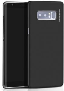 Samsung Galaxy Note 8 X-level Knight Series PC Case Cover - Black