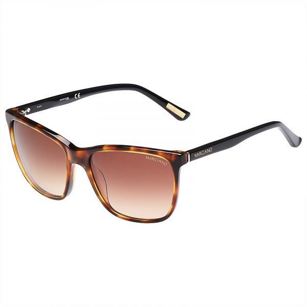 4d1230d87d Guess by Marciano Square Women s Sunglasses - GM0736-52F-56 - 56 -17 -135  mm
