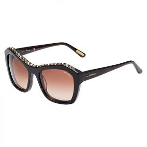f9132f45bd Guess by Marciano Square Women s Sunglasses - GM0749-52F-56 - 56 -19 -135 mm