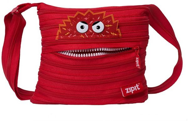 31a9265c06 Zipit Monstar Mini Shoulder Bag (Red)