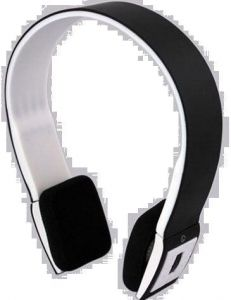 Excellent Hot Black BH-02 Wireless Bluetooth V3.0 Headset Stereo Headphone Earphone for Samsung Iphone (awd)