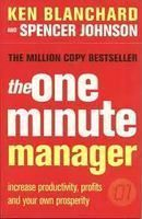 The One Minute Manage ‫(One Minute Manager) By Blanchard, Kenneth - Paperback