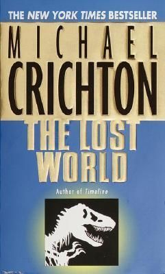 research report the lost world michael crichton Suddenly it seemed as if everyone wanted to become rich new companies were announced almost weekly, and scientists flocked to exploit genetic research.