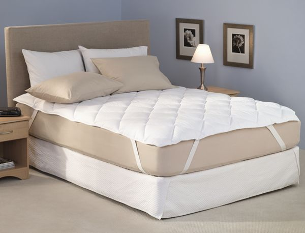 Ibed Home Cotton Mattress Protector King Size 200x200cm Souq Uae