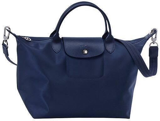Longchamp Bag For Women Navy Crossbody Bags