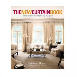 The New Curtain Book Master Classes With Todays Top Designers