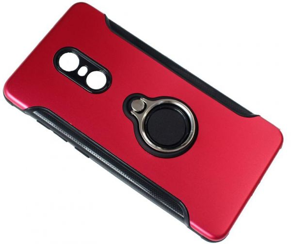 Xiaomi Redmi Note 4 Back Cover Red Ksa Souq