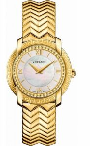 07ee01a0cab7d Versace Dress Watch For Women Analog Stainless Steel - VAM040016