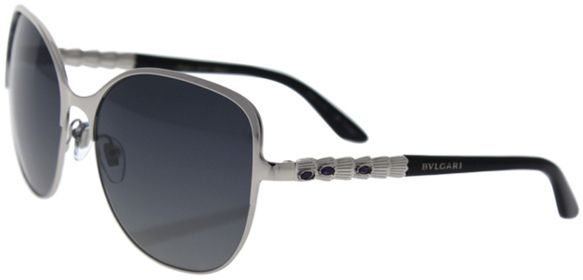 2a8be686019a Bvlgari Butterfly Women s Sunglasses - BV6078KB 394 T3 - 57-16-135mm