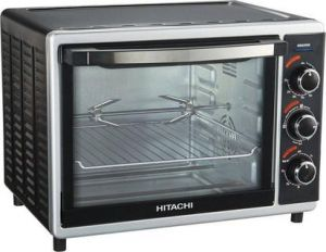 Hitachi 30 Liter Electric Oven With