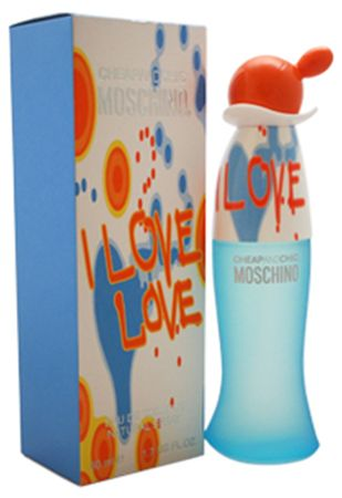6f1d640d2dde6 Moschino I Love Love Cheap and Chic For Women 50ml - Eau de Toilette ...