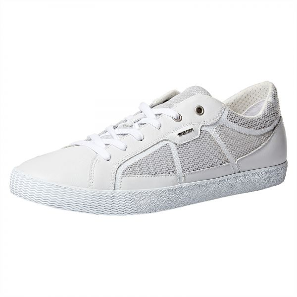 GEOX Fashion Sneakers for Men - White