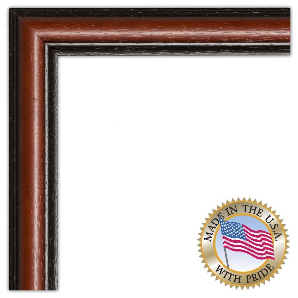 Souq | ArtToFrames 12x29 / 12 x 29 Picture Frame Traditional Cherry ...