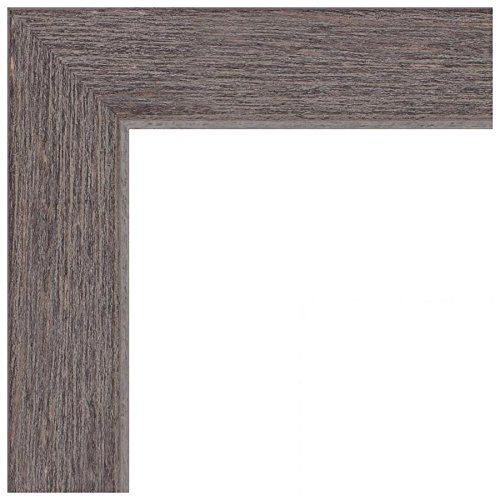 Souq Picture Frame Gray Rustic Barnwood 15 Wide 16 X 30