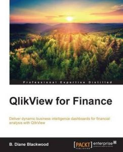 QlikView for Finance By Blackwood, B. Diane - Paperback