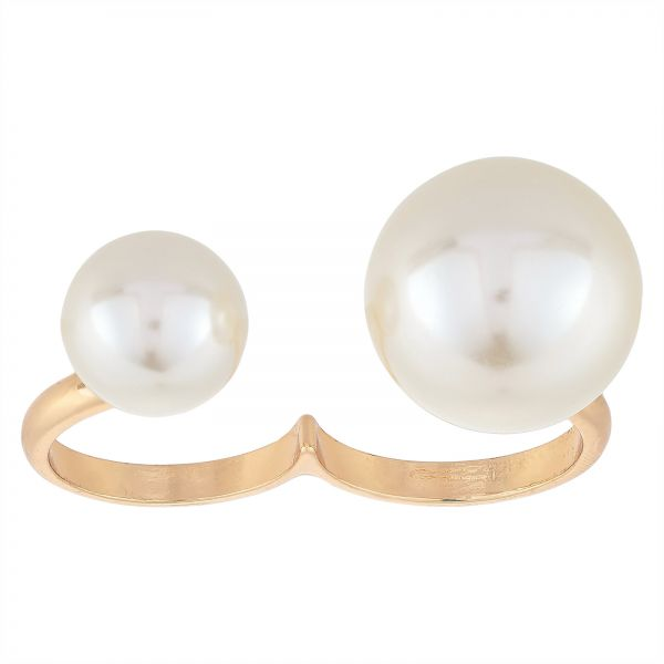 Pearl Ring Forever 21