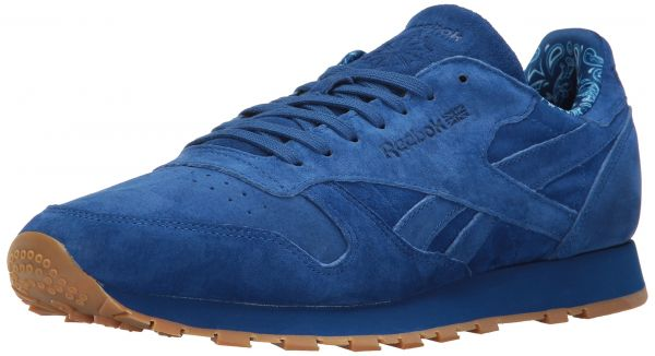 8edea03be3e Reebok Men s Classic Leather Tdc Fashion Sneaker
