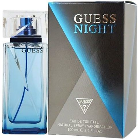 Guess Night by Guess for Men - Eau de Toilette, 100ml   Souq - UAE 110815296eb