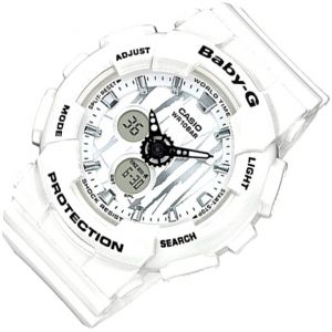 09e86ce0bc6 Casio Kids White Resin Sport Watch - BA-120SP-7A