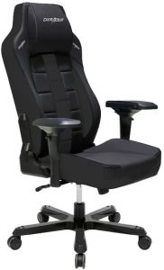 Dxracer Gaming Chair Boss Series Black Gc B120 N F1