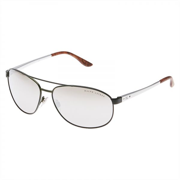 ff1f18e1d4 Ralph Lauren Oval Sunglasses For Women - RLS7048-92836G-65