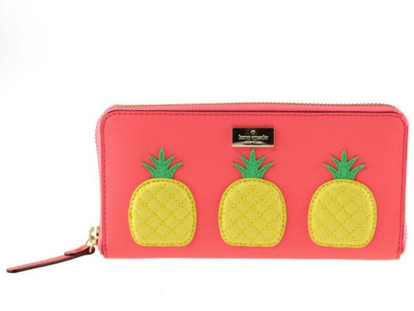 86dd907c1f74 Kate Spade New York WLRU2885-761 Neda How Refreshing Pineapple ...