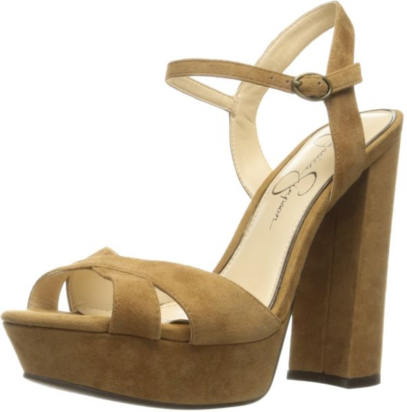 672ced80e121 Sale on comfort Sandals - Fancy Jessica Simpson