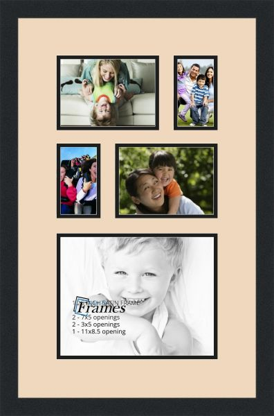 Arttoframes Alphabet Photography Picture Frame With 1 85x11 And 2