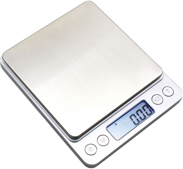 3e6067dcdb7c Sapu Portable Digital Kitchen Food LCD Display Mini Electronic Weight Scale  - 3000 g