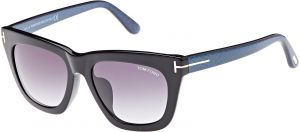 fd0babd7e9f2 Tom Ford Square Women s Sunglasses - FT0361-F-01A - 55-18-145mm