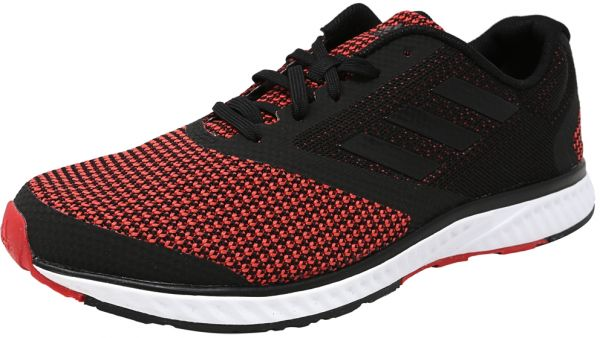 adidas Edge Rc Running Shoes for Men, Red & Black