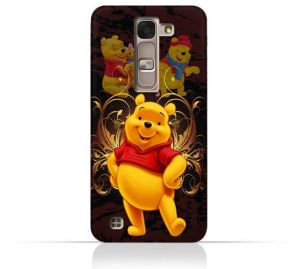 LG Magna TPU silicone Protective Case with Winnie the Pooh Design