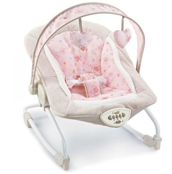 Rocking Chair Comfort Baby Bouncer - 03568