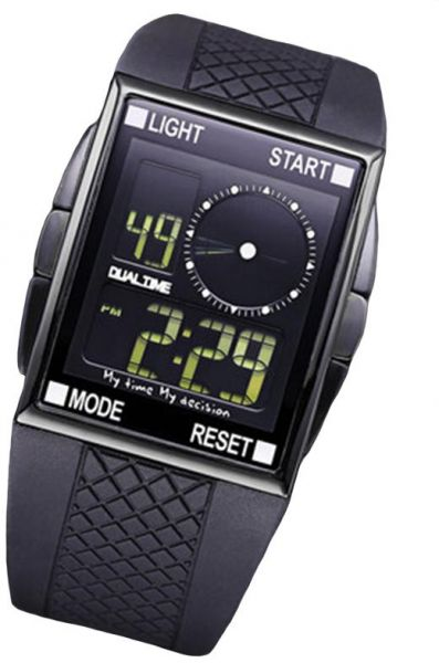 watch casio digital on jewelry casual pin watches polyvore featuring black plastic liked