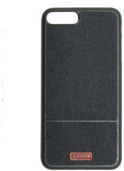 Fabric Series Phone Case Designed For iPhone 7 Plus , Black