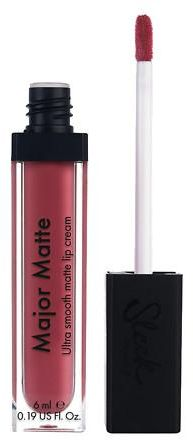 b20303d1e Sleek MakeUP Major Matte Ultra Smooth Matte Lip Cream H-A-P-P-Y