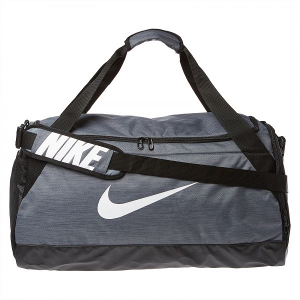 6f61bf71b2 Nike Travel Duffle Bag For Men - Grey