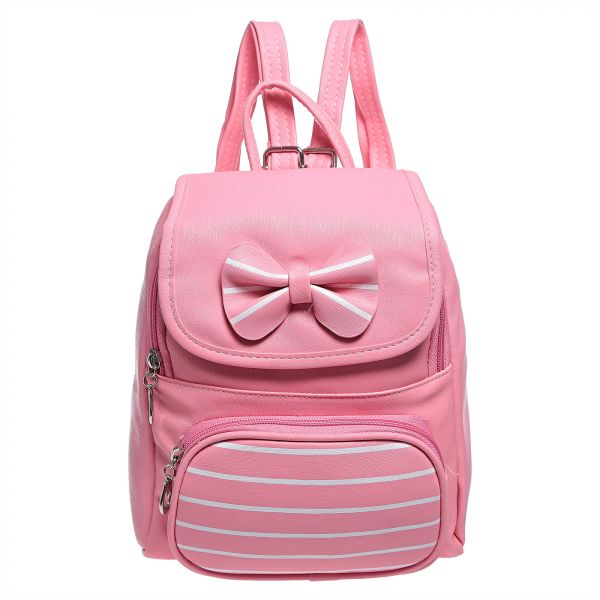 Yuejin 8211-282 Fashion Backpack for Girls - Faux Leather f12311c6a09a9