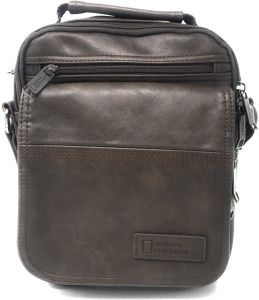 National Geographic N12106.33 Crossbody Bag for Unisex - Leather 34e9c3c7dec05